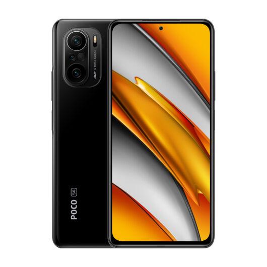 Xiaomi Pocophone F3 okostelefon 6/128 - Night Black