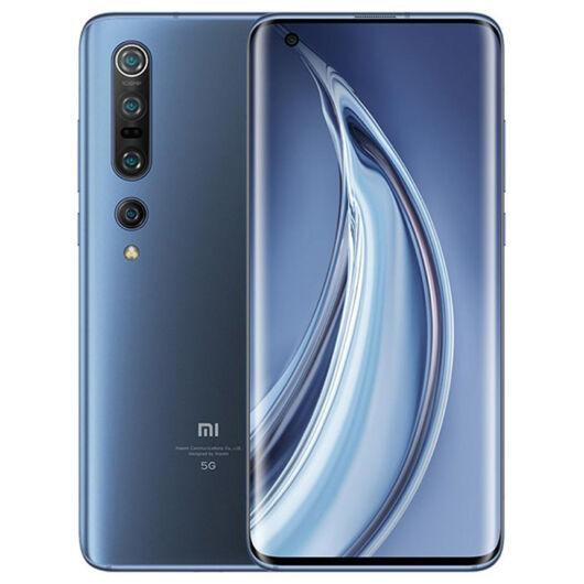 Mi 10 5G 8/256 okostelefon - TWILIGHT GREY