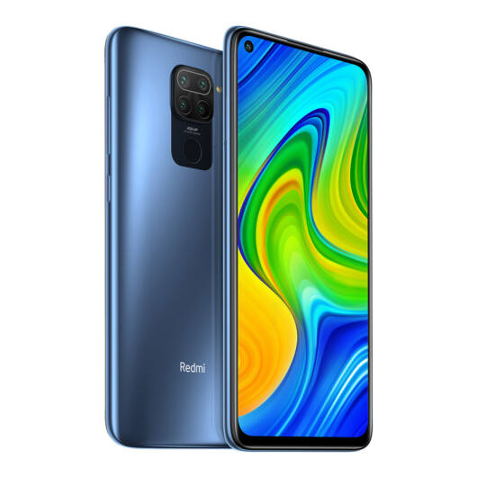 Xiaomi Redmi Note 9 - MIDNIGHT GREY